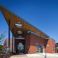 Staffordshire bricks used for innovative school development