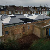 Sika Trocal solution for complex roof solution