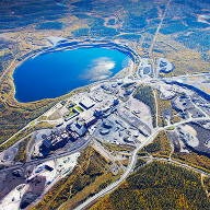 Uponor provides piping for mining in Lapland