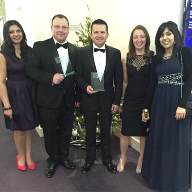 Reynaers scoops two wins at Construction Marketing Awards 2015