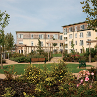 Kingbuild Systems for Meadway Extra Care Housing Scheme