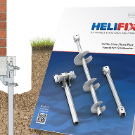 New technical guide for Helifix Dixie Micro-piles