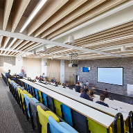 Acoustic products for Nottingham Trent University