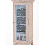 Timeless wooden wine cabinets from Wine Corner