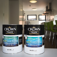Crown Paints provides clean finish for university kitchens