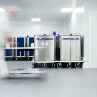 Hospital kitchens are modern and safe with Altro