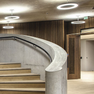 LED luminaires for University of Oxford