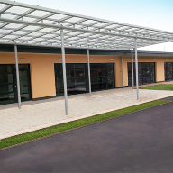 External Canopy for Lawley Village Primary School