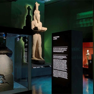 Guardian Clarity™ glass for museum exhibit in Paris