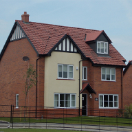Dormer roofs for housing development