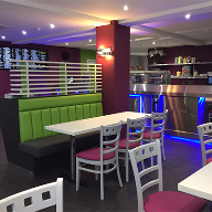 Bespoke furniture for Fusion Restaurant