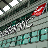 John Anthony Signs re-branding Virgin Atlantic Airways