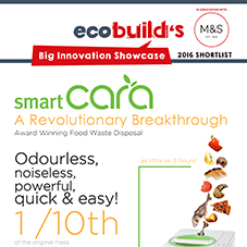 Smart Cara shortlisted for big innovation pitch