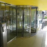 TORMAX provides automatic entrance for University