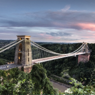 Kemper's Towering Achievement At Clifton Suspension Bridge