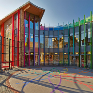 Comar aluminium windows for St Josephs Primary School