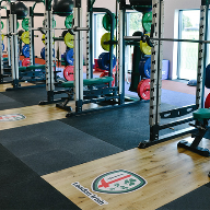 Indigo Fitness products for London Irish training facility