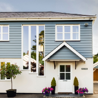 HardieLinea® Cladding for house refurbishment