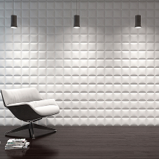 NMC introduces the Arstyl® 3-dimensional design panels