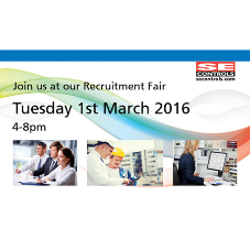 SE Controls seeks new talent at March recruitment fair