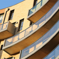 Balcony balustrades add signature style to apartments