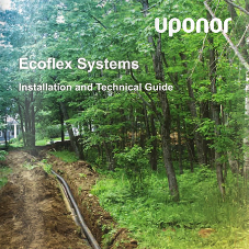 Uponor releases new Ecoflex Systems Technical Guide