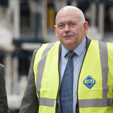 Paul Armstrong joins VEKA UK Board of Directors