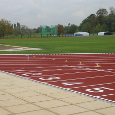 Hauraton brings IAAF-standard running track to school
