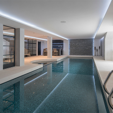 Aliva UK designs luxury interior for Hampstead mansion