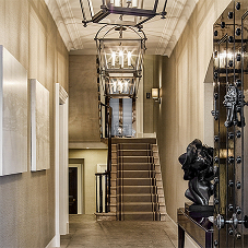 K & D refurbishment works for Belgravia residence