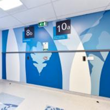 Yeoman Shield Completes Picture at Pinderfields Hospital