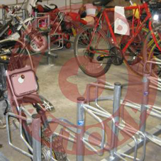 Cycle Parking in an Instant