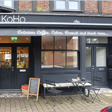 Conservation™ timber windows for Koho Coffee