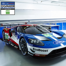 Official Supplier to Ford Chip Ganassi Racing WEC Team