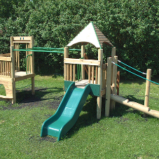 Bespoke multi-play unit for Kimpton Parish Council