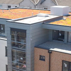 Sika Trocal for student accommodation