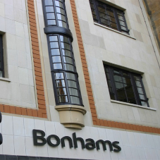 Bespoke steel windows for Bonhams Auction House