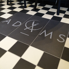 Bedrock supplies all tiles to Adams Exclusive Eatery