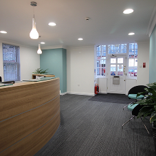 EasiLume LEDs brighten up BATF's Head Office