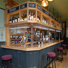 K & D timber products help transform Nightingale Pub