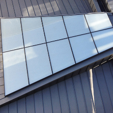 Modular Fixed Rooflights for St Catharine's College