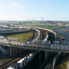 Improving perimeter safety at the Eurotunnel