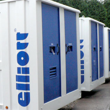 Self Powered Site Welfare from Elliott