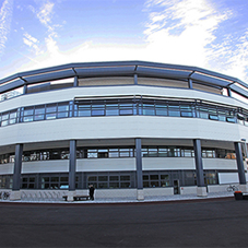 Guttercrest cladding solutions for Hammersmith Academy