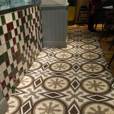 Bella Italia refurbs with anti-slip sustainable tiles