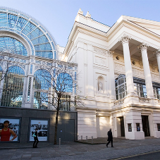 Matthew Hebden expansion Joints at Royal Opera House