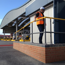 FibreGrid helps make Tilbury Docks a safer place