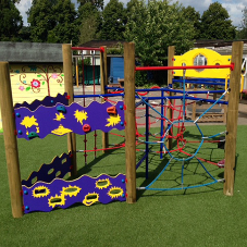 Setter play equipment at Westfield First School