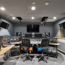 Bespoke acoustic panels for LSBU