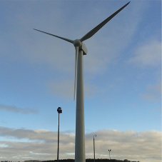 Sika puts the seal on Fife wind turbine